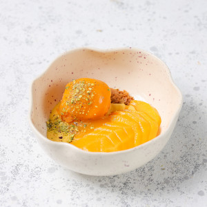 Тайское манго с манго сорбетом